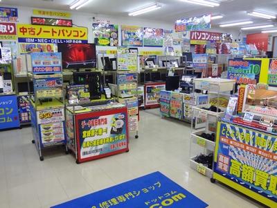 店内中央 BTOパソコン